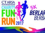 Pendaftaran CT Arsa Charity Run Dibuka Kembali