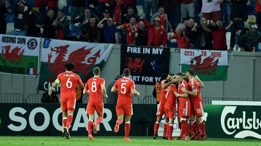 Tanpa Bale, Wales Tundukkan Georgia 1-0