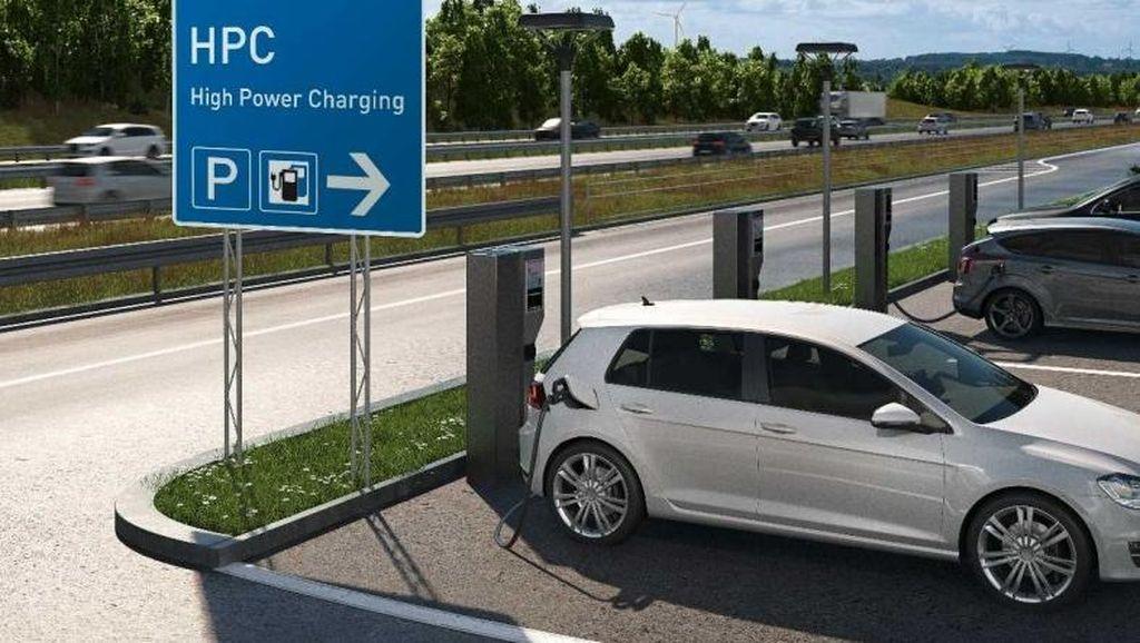 Di Masa Depan Isi Baterai Mobil Listrik Bisa Sangat Cepat