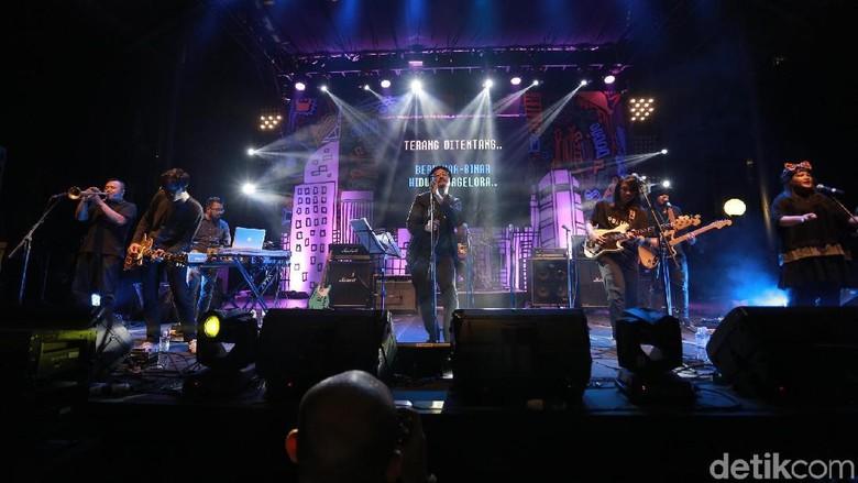 Tampil di Festival SXSW Amerika Serikat, Berapa Lagu yang Dibawakan ERK?
