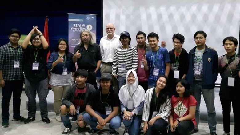 Kompetisi Film Pendek Kembali Digelar - Canberra Sineas Indonesia kembali ditantang untuk mengikuti Kompetisi Film Pendek dalam rangka Festival Sinema Australia Indonesia Tahun satu