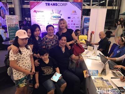 Promo Cruise di Mega Travel Fair Makassar, Mulai dari Rp 4,9 Juta!