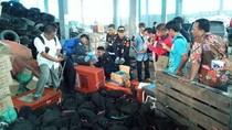 Bea Cukai Dumai Gagalkan Penyelundupan 96 Ekor Trenggiling
