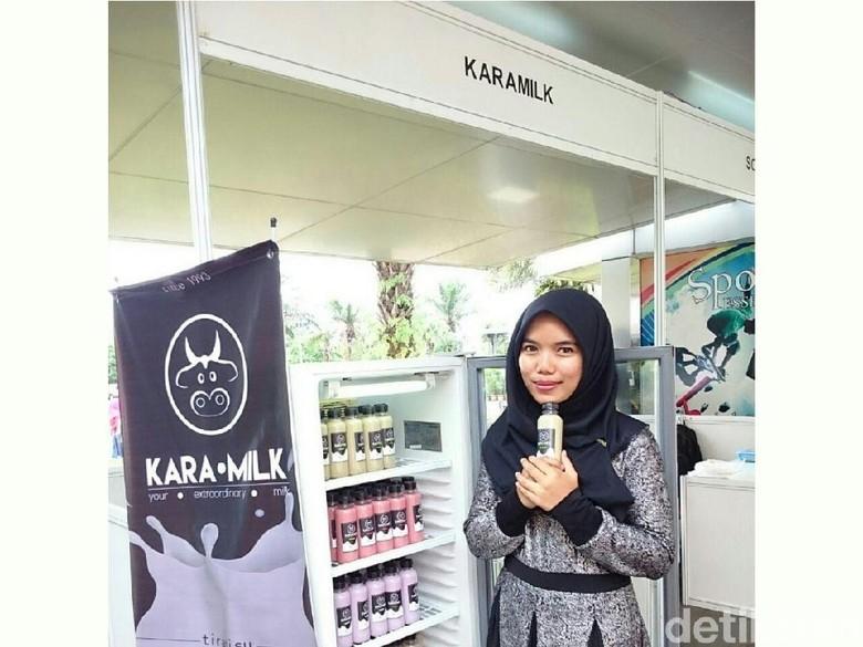 Bisnis Milkshake, Wanita Muda Ini Raup Omzet Rp 60 Juta/Bulan