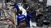 Sering Tersumbat, Saluran Air di Jl. Hayam Wuruk Diganti