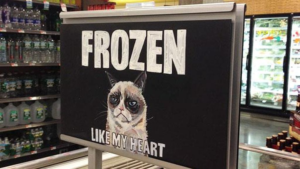 Kreatif! Intip 10 Penanda Produk Makanan Lucu di Supermarket Ini