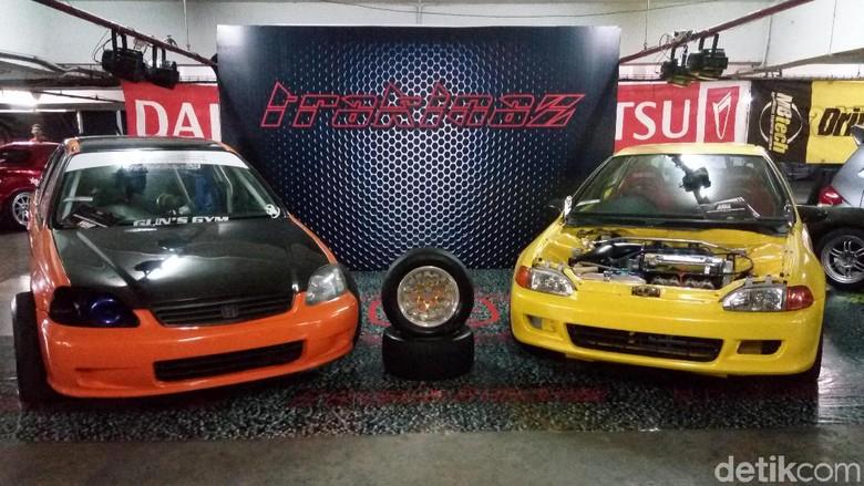 Seri ke-16 Indonesia Automodified MBtech Solo Dimulai