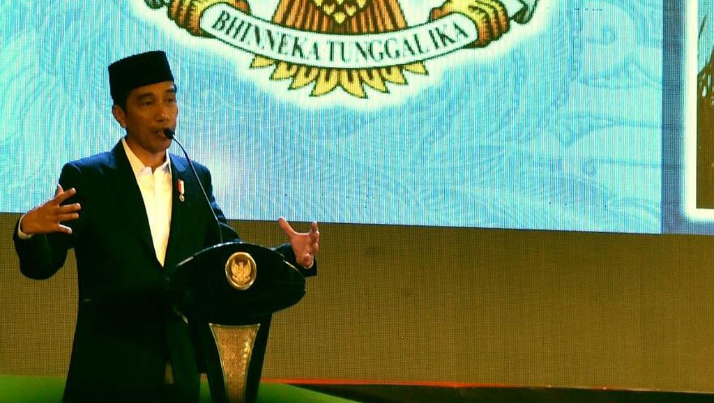Jokowi: Perdamaian Harus Ditumbuhkan dari Lingkup Keluarga