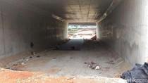 Akses Masuk Tol Desari Dibuat Masuk Terowongan
