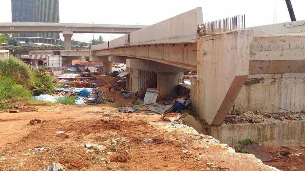 Dilengkapi Terowongan untuk Pintu Masuk, Tol Desari Dikebut