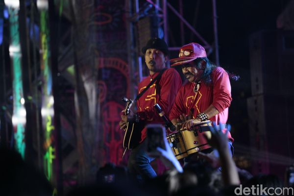 3 Hari Merayakan Keberagaman Musik Indonesia di Synchronize Fest 2017