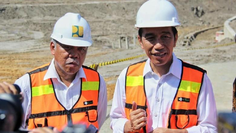Cara Jokowi Atasi Kekurangan Air Minum di Tarakan
