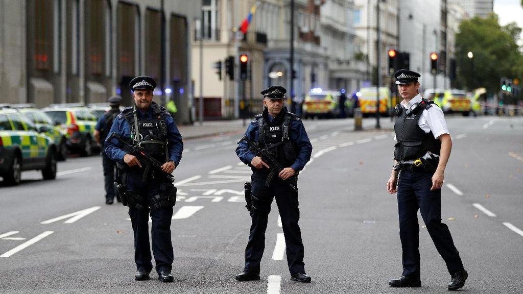 Mobil Tabrak 11 Pedestrian di London, Dinyatakan Bukan Ulah Teroris