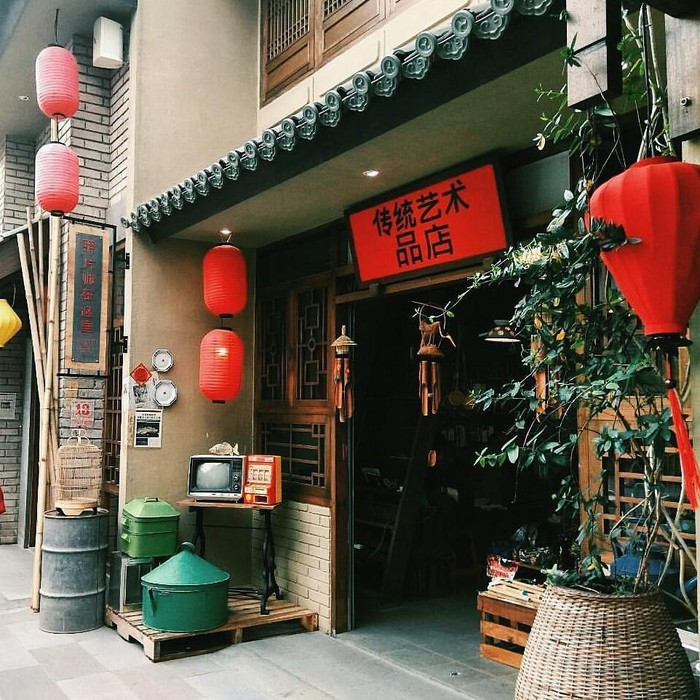 Foto: Instagram Chinatown Bandung