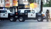 2 Penjaga Istana Saudi Tewas Diserang Pria Bersenjata di Jeddah