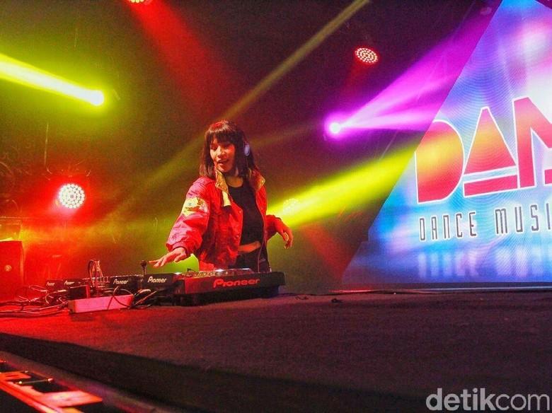 DAMN Puaskan Hasrat Penikmat EDM di Bandung
