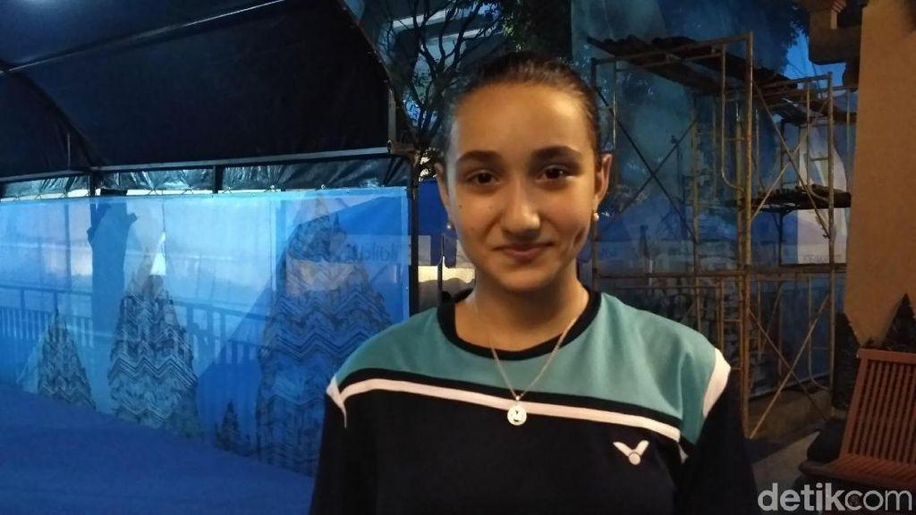 Maria Khachaturyan dari Lapangan Kayu di Georgia ke Kejuaraan Dunia