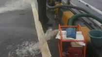 Jalan Tol dan Arteri di Pancoran Terendam, Pompa Air Dikeluarkan