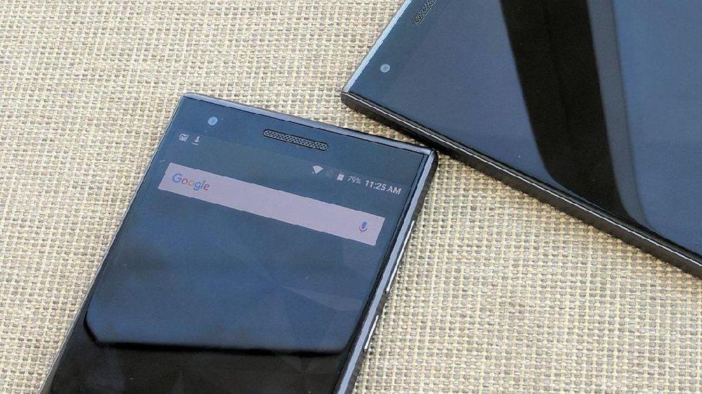 Resmi Dirilis, Berapa Harga BlackBerry Motion?