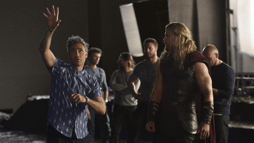 Perubahan Fisik Sang Dewa Asgard di Thor: Ragnarok