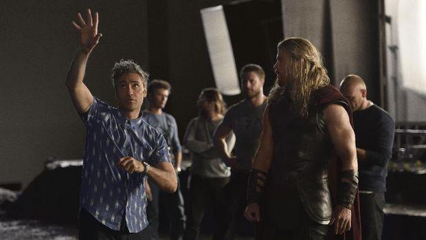 'Thor: Ragnarok', Perwujudan dari Mimpi Taika Waititi