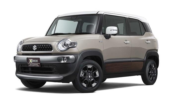 Suzuki Siapkan Pengganti Toyota FJ Cruiser, Xbee!