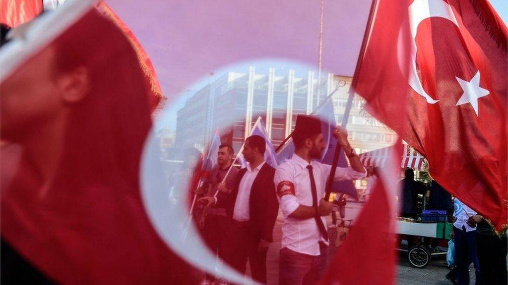 Ekonomi Turki Melambung di Kuartal III-2017, Tumbuh 11,1%