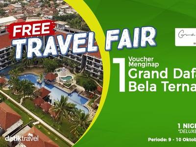 #FreeTravelFair : Menginap Gratis di Grand Dafam Bela Ternate