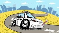 Aturan Baru Taksi Online Dibawa ke Luhut, Ini Isinya