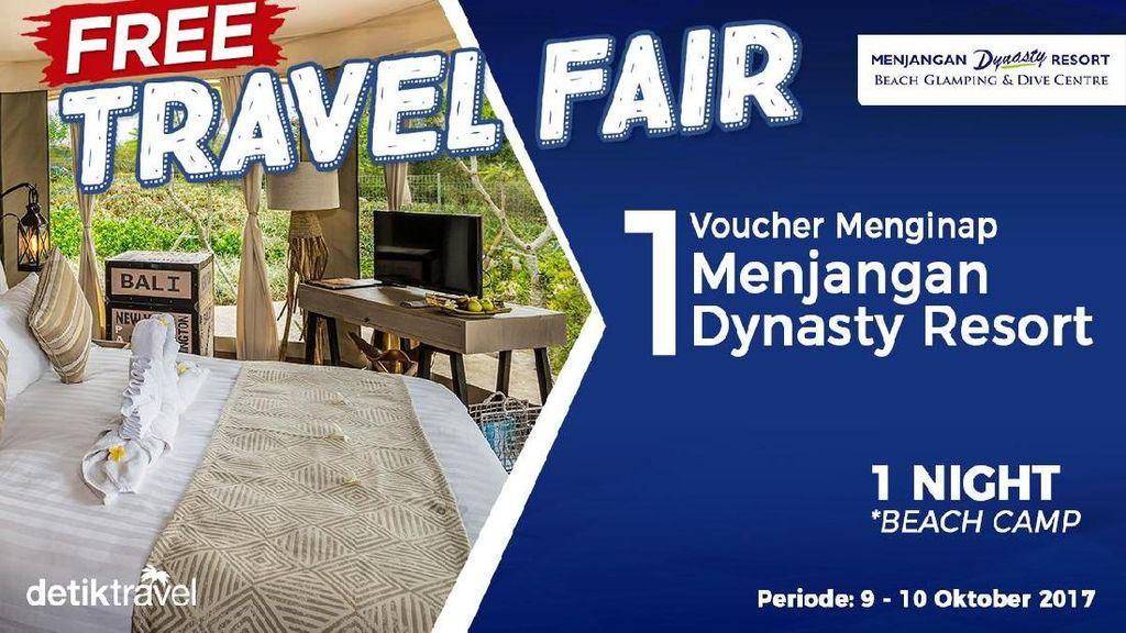 #FreeTravelFair : Gratis Tidur di Menjangan Dynasty Resort