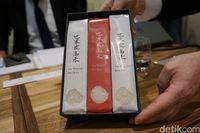 Satu kilo beras ini dibandrol dengan harga 1,4 juta rupiah!