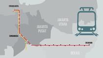 Cikarang - Jakarta dengan KRL: Cepat, Murah, dan Nyaman