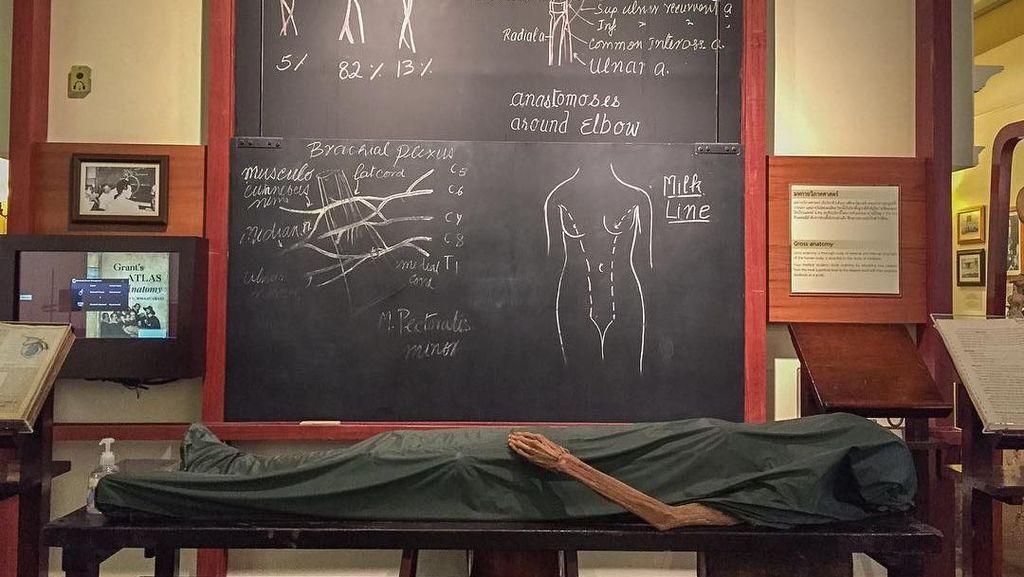 Foto: Jangan Lihat Kalau Takut, Museum Kematian di Bangkok
