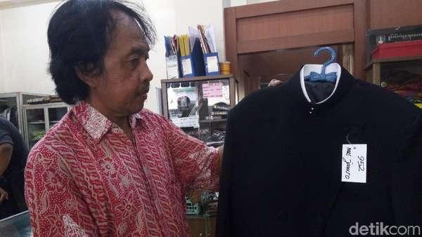 Melihat Toko Tempat Jokowi Pesan Baju untuk Pernikahan Kahiyang