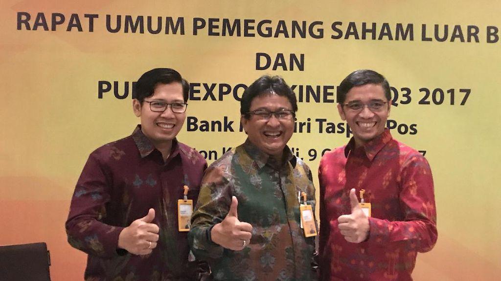 Ini Susunan Komisaris dan Direksi Baru Bank Mantap
