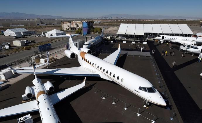 Mewahnya Jet Pribadi Buatan Kanada, Harga Mulai Rp 1 Triliun