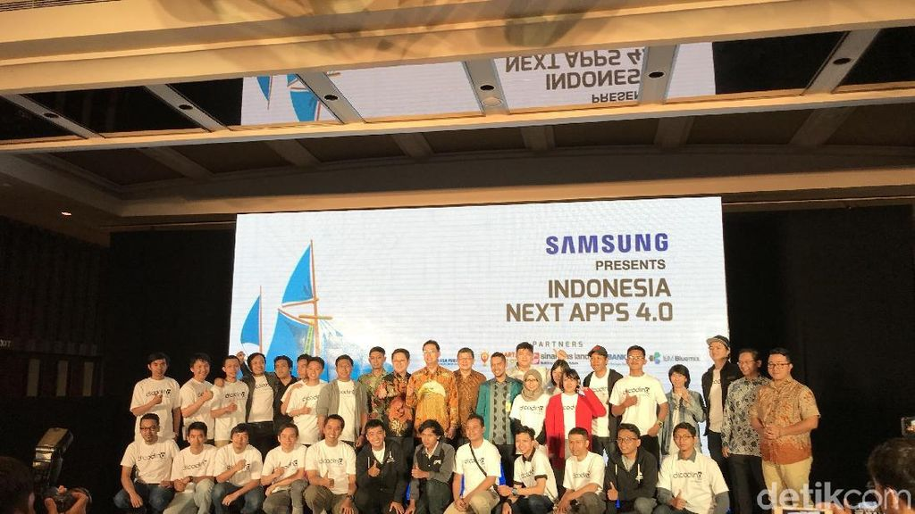 Indonesia Next Apps 4.0 Jaring Ribuan Developer Lokal