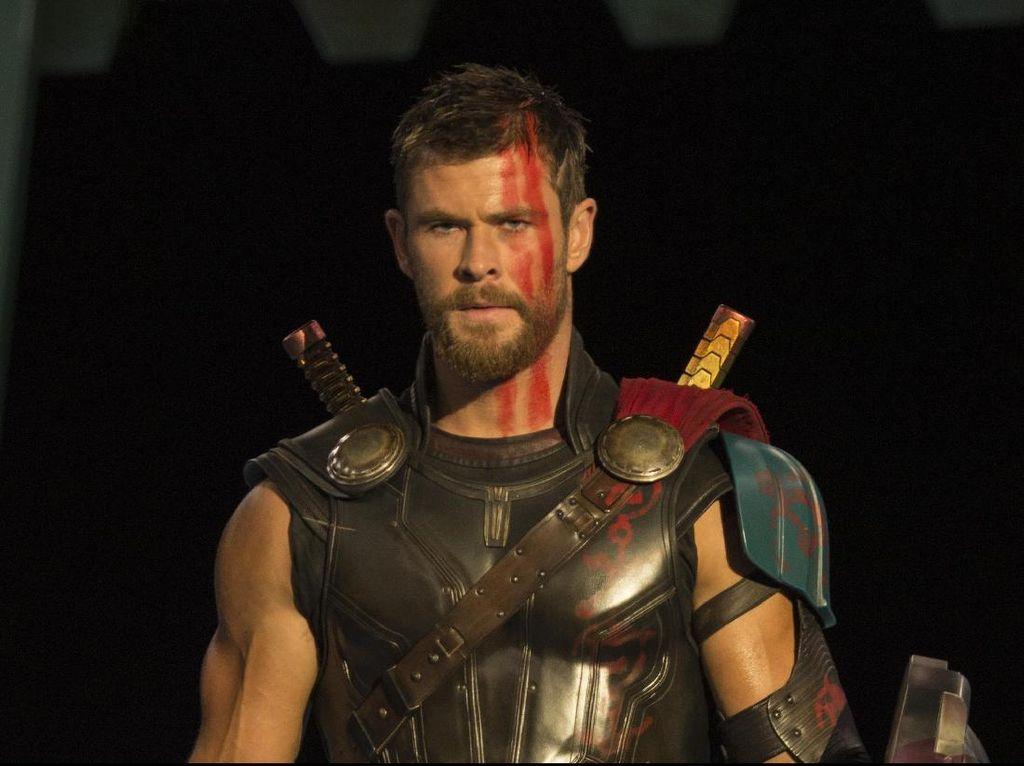Thor Habis Kontrak dengan Marvel setelah Avengers: Infinity War
