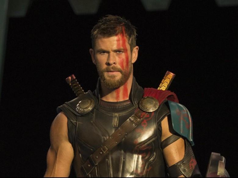 Dikontrak Marvel Enam Film, Chris Hemsworth akan Bertahan Setelah Avengers 4?