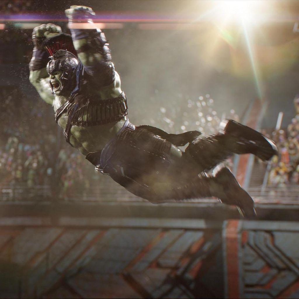 Mengintip Produksi Film Thor: Ragnarok