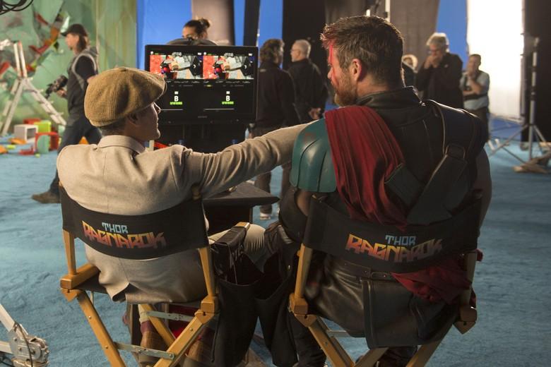 Chris Hemsworth Dihadapkan dengan Lebih Banyak Adegan Aksi di Thor: Ragnarok