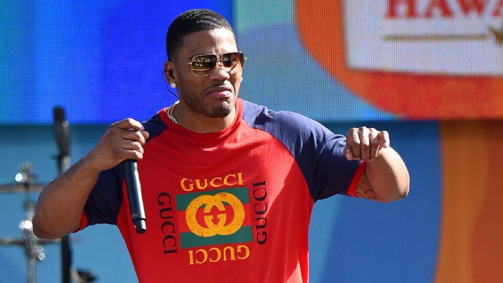 Diduga Memperkosa Seorang Wanita, Rapper Nelly Ditangkap