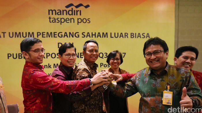 Salah satu keputusannya yakni menunjuk Iwan Soeroto untuk memperkuat jajaran direksi PT Bank Mantap.