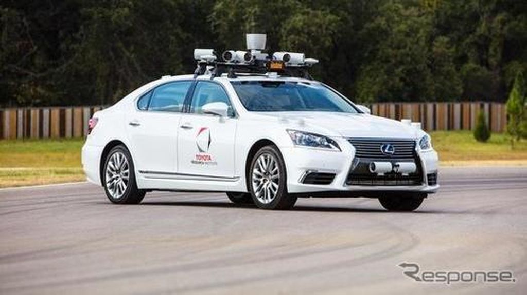 Mengenal 2 Mode Teknologi Mobil Tanpa Sopir Toyota