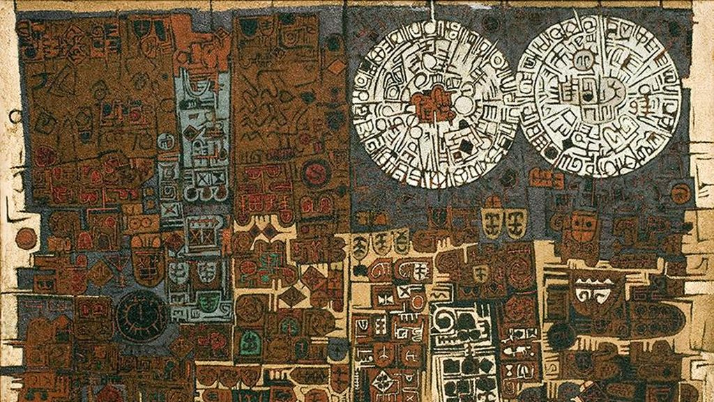 10 Koleksi Galeri Nasional Indonesia Diboyong ke Bulgaria