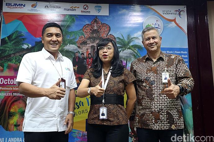 Pesona Mandiri Nusa Dua Fiesta 2017