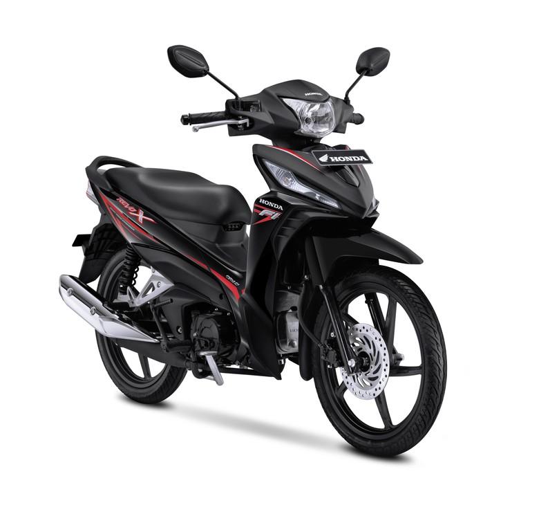 Honda Kenalkan New Revo X yang Lebih Kece