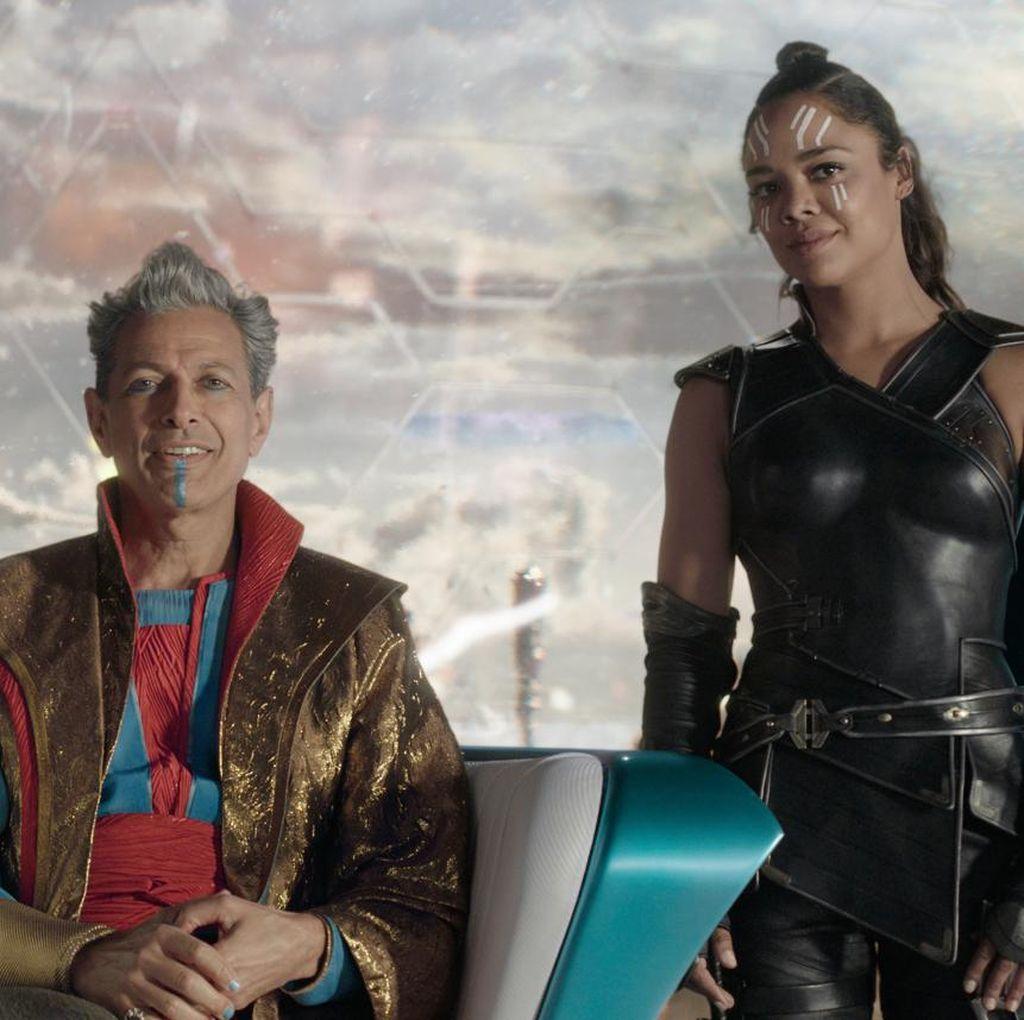 Cerita Jeff Goldblum Perankan The Grandmaster di Thor: Ragnarok