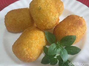 Resep Camilan : Kroket Kentang Ragout Ayam