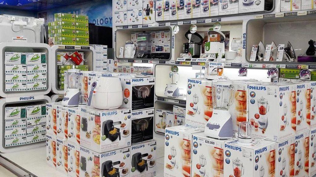 Harga Spesial Setrika hingga Kulkas di 19 Tahun Transmart Carrefour